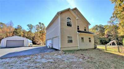 Chester County Single Family Home For Sale: 655 Pleasant Springs