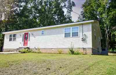 Carroll County Single Family Home For Sale: 1149 Highway 220