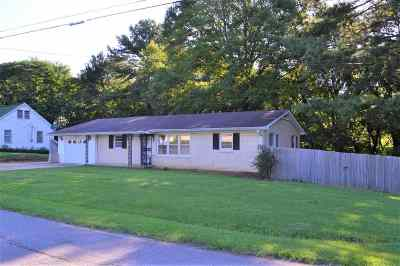 Weakley County Single Family Home For Sale: 444 N Durham