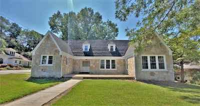 Gibson County Single Family Home For Sale: 1834 E Main