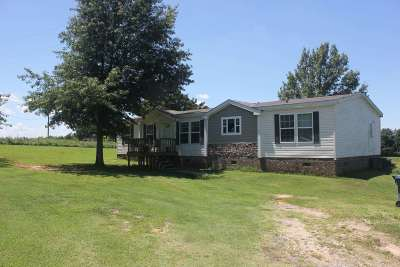 Trenton TN Mobile/Manufactured For Sale: $105,900