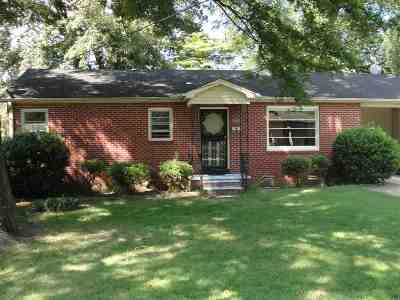 Gibson County Single Family Home For Sale: 2417 Mullins