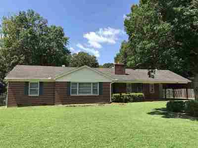 Gibson County Single Family Home For Sale: 2944 E Main