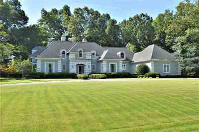Jackon, Jackson, Jackson Tn, Jakcson Single Family Home For Sale: 9 Deepwood