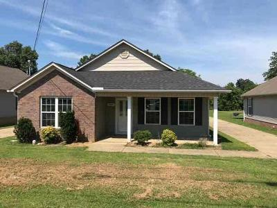 Madison County Single Family Home For Sale: 201b Phillips