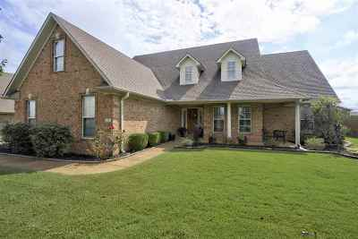 Gibson County Single Family Home For Sale: 73 Stillwater