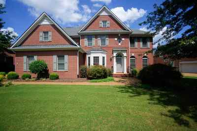 Madison County Single Family Home For Sale: 27 Stone Oak
