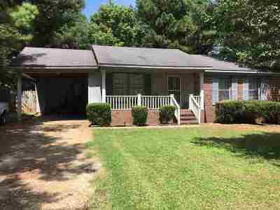 Madison County Single Family Home For Sale: 199 Hopper Barker