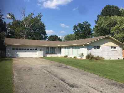 Madison County Single Family Home For Sale: 357 Harts Bridge