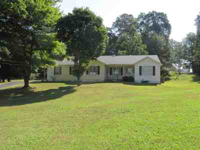 Henderson County Single Family Home For Sale: 1734 N Broad St