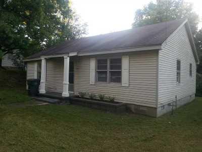 Gibson County Single Family Home For Sale: 1314 S Lexington