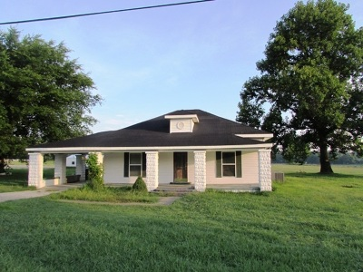Newbern Single Family Home For Sale: 1032 W Main St