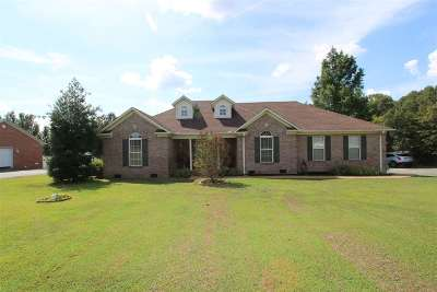 Gibson County Single Family Home For Sale: 248 Medina Hwy