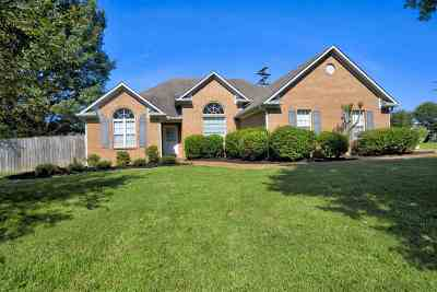 Milan Single Family Home For Sale: 1084 Meadowbrook
