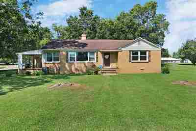 Gibson County Single Family Home For Sale: 103 N West