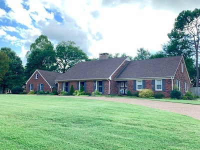 Madison County Single Family Home For Sale: 161 Channing Way