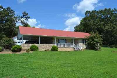Milan Single Family Home For Sale: 354 Trenton Highway