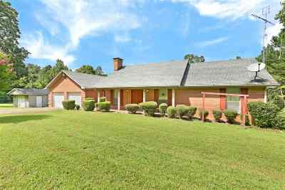 Chester County Single Family Home For Sale: 2400 Pleasant Springs