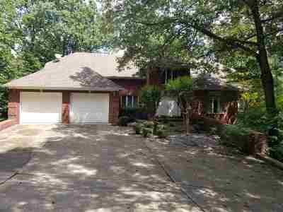 Dyersburg Single Family Home For Sale: 700 Oak Ridge Rd Ext