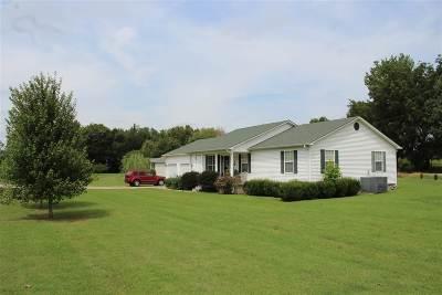 Dyersburg Single Family Home For Sale: 150 Unionville