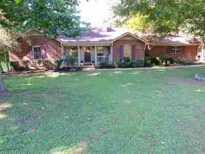 Dyersburg Single Family Home For Sale: 109 Chestnut