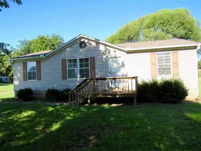 Dyersburg Single Family Home For Sale: 2095 Jenkinsville Jamestown