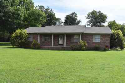 Dyersburg Single Family Home For Sale: 142 Walnut