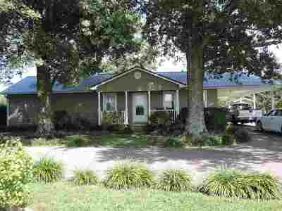 Dyersburg Single Family Home For Sale: 182 Whitnel Rd.