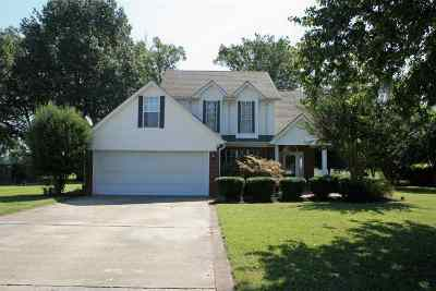 Dyersburg Single Family Home For Sale: 170 Empire Ave