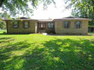 Dyersburg Single Family Home For Sale: 133 Auburn