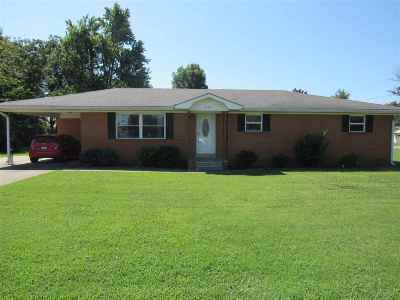 Tiptonville Single Family Home For Sale: 925 Foster