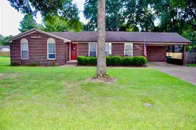 Milan Single Family Home For Sale: 3075 Arnold