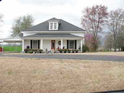 Newbern Single Family Home For Sale: 853 Rose