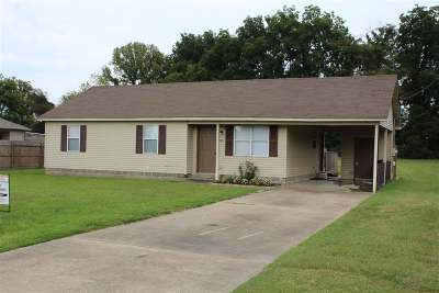 Dyersburg Single Family Home For Sale: 320 Andrea