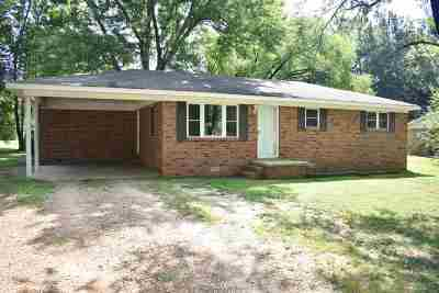 Dyersburg Single Family Home For Sale: 58 Joyce St.