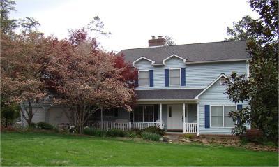 Oak Ridge Single Family Home For Sale: 113 Clemson Drive