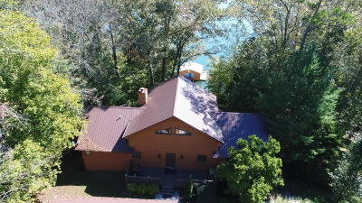 Single Family Home For Sale: 851 E Norris Point Rd