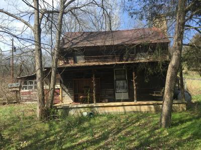 Rutledge Single Family Home For Sale: 476 Burkhart Rd
