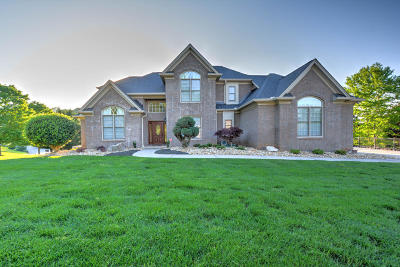 Oak Ridge Single Family Home For Sale: 11 Radcliff Terrace