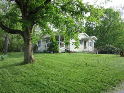 Single Family Home For Sale: 1815 Midway Rd