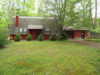 Gatlinburg Single Family Home For Sale: 537 Gatlin Drive