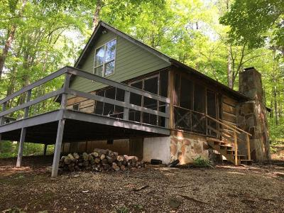 Sharps Chapel TN Single Family Home Closed: $208,000