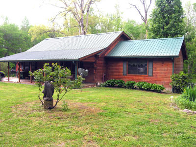 Tellico Plains Single Family Home For Sale: 723 Epperson Rd
