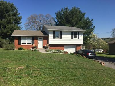 New Tazewell TN Single Family Home Pending - Continue To Show: $89,100
