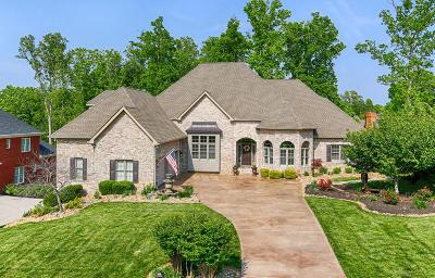 Single Family Home For Sale: 1010 Oak Chase Blvd