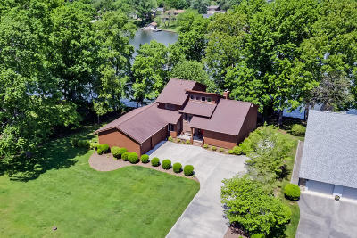 Alcoa, Friendsville, Greenback, Knoxville, Louisville, Maryville, Rockford, Sevierville, Seymour, Tallassee, Townsend, Walland, Lenoir City, Loudon, Philadelphia, Sweetwater, Vonore, Coker Creek, Englewood, Madisonville, Reliance, Tellico Plains Single Family Home For Sale: 4570 Brooksview Rd