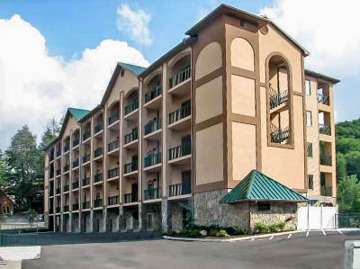Gatlinburg Condo/Townhouse For Sale: 120 Bon Air Drive #4042