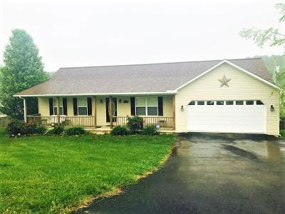 New Tazewell TN Single Family Home Closed: $129,000
