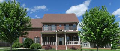 Knoxville Single Family Home For Sale: 5009 Magic Lantern Drive #3
