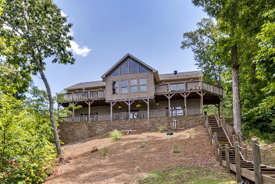 Meigs County, Rhea County, Roane County Single Family Home For Sale: 2020 Red Cloud Rd
